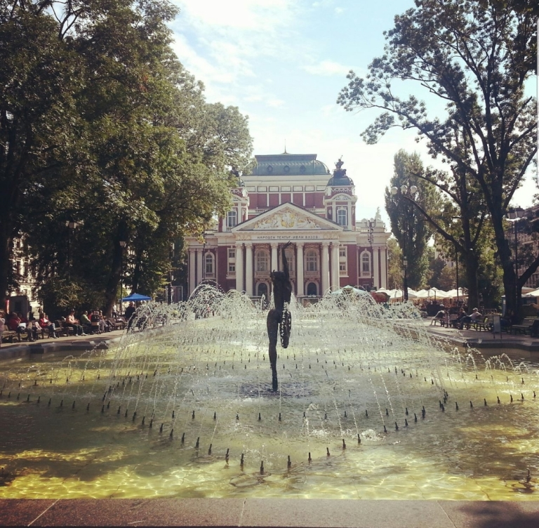 National Theater Ivan Vaziv