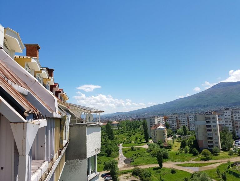 Part of Vitosha from my balcony