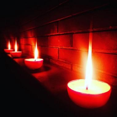 Diyas in Diwali