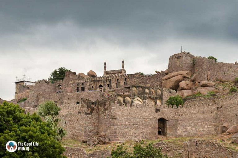 Hyderabad - Golconda fort