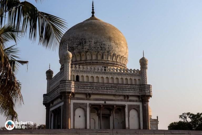 Hyderabad - Qutb Shahi tomb