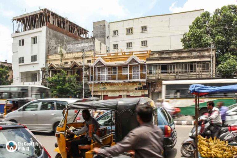 Hyderabad - Traffic