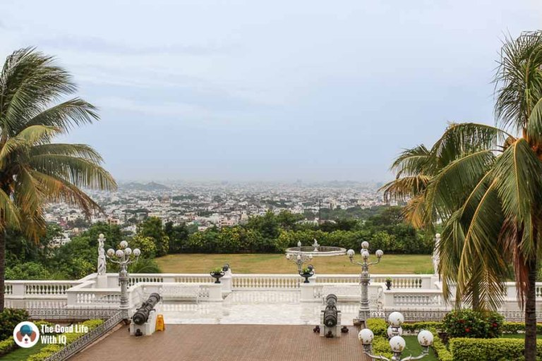 Hyderabad - View of old city