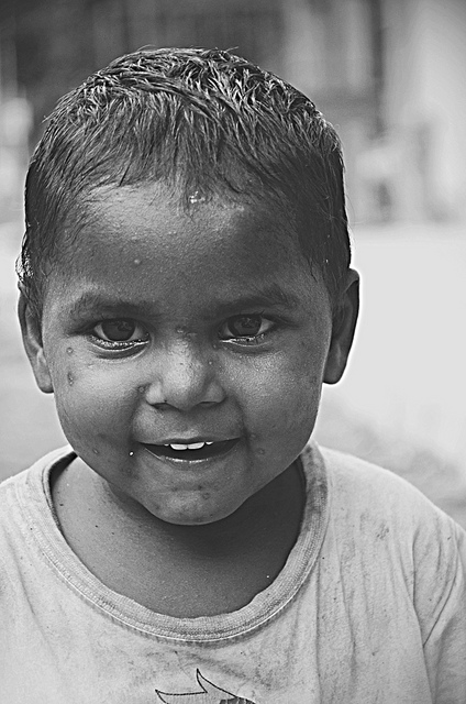 Kids at play - Lodi Colony, New Delhi