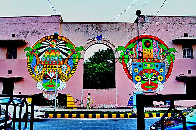 Lodi Art District - New Delhi