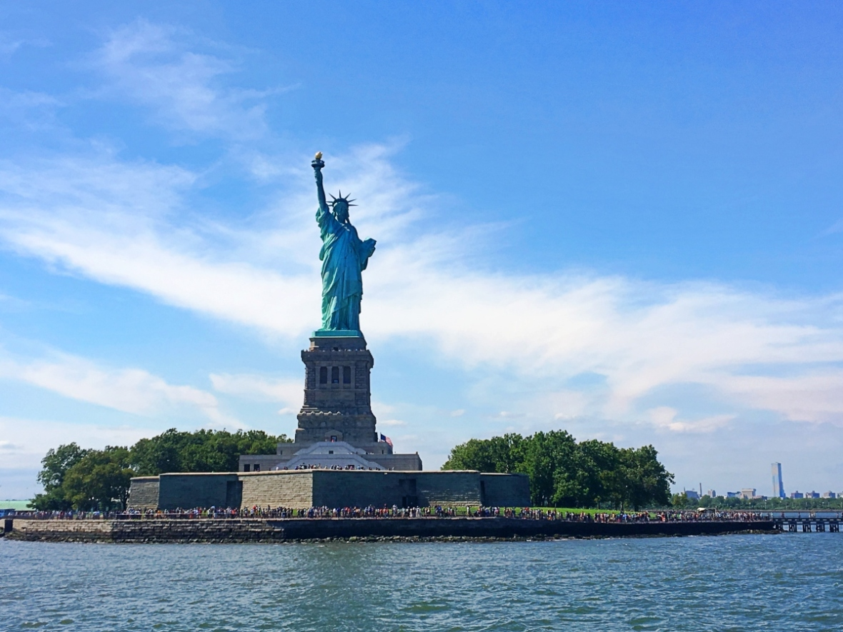 NYC_Statue of Liberty